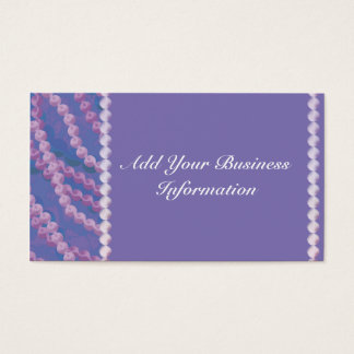 Beaded Elegance Business Card