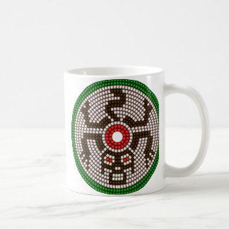Beaded Monkey Coffee Mugs