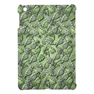 Beaded Vine Leaf Pattern iPad Mini Case