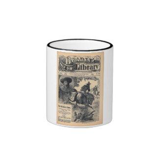 Beadles Half Dime Library Vol XXII No 560 1888 Ringer Mug