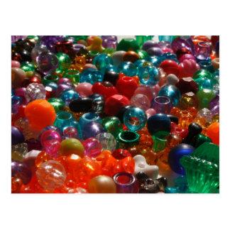 Beads Galore Postcard