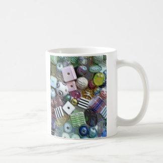 Beads Basic White Mug