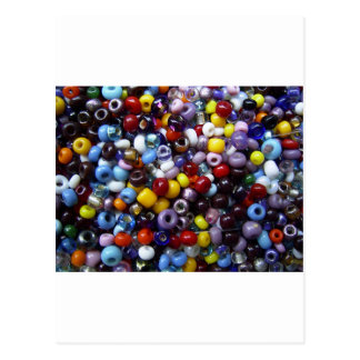 Beads Post Card