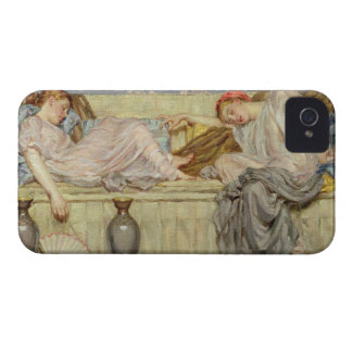 Beads (study), c.1875 (oil on canvas) Case-Mate iPhone 4 cases