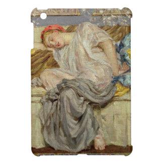 Beads (study), c.1875 (oil on canvas) iPad mini covers