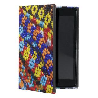 Beadwork, Melmoth, Kwazulu-Natal, South Africa Cover For iPad Mini
