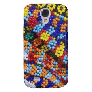 Beadwork, Melmoth, Kwazulu-Natal, South Africa Galaxy S4 Case