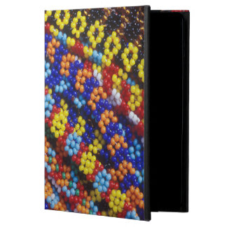 Beadwork, Melmoth, Kwazulu-Natal, South Africa iPad Air Cover