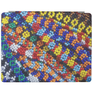 Beadwork, Melmoth, Kwazulu-Natal, South Africa iPad Cover