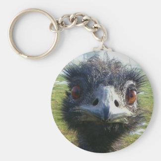 Beady Eyes EMU Key Ring