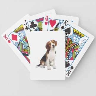 Beagle #1 - A Bicycle Playing Cards