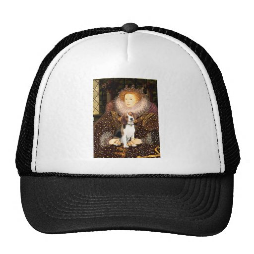 Beagle 1 - Queen Elizabeth I Mesh Hat