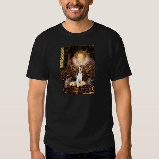 Beagle 1 - Queen Elizabeth I T Shirt