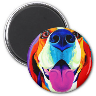 Beagle #3 magnet