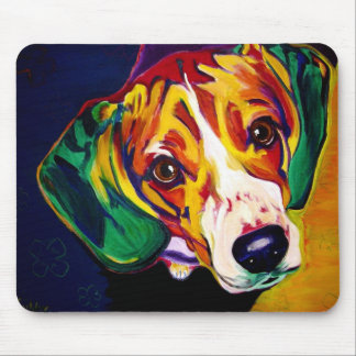 Beagle #5 mouse mat