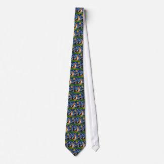 Beagle 7 - Starry Night Tie