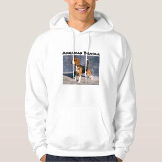 beagle, American Beagle Hoodie