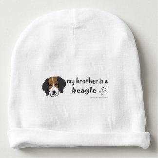 beagle baby beanie
