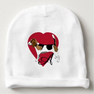 Beagle Baby Cotton Beanie Baby Beanie