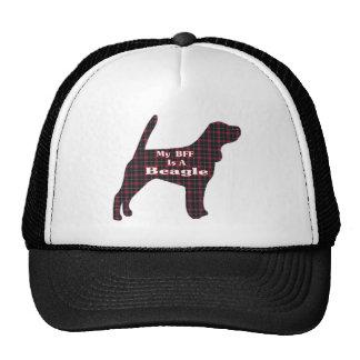 Beagle BFF Hat