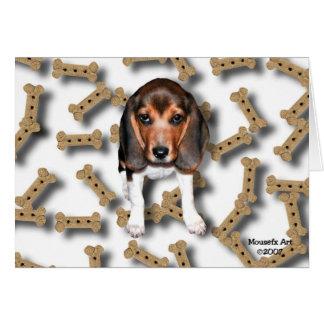 beagle birthday cards  invitations  zazzle.co.uk, Birthday card