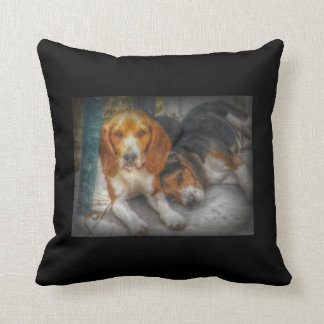 Beagle Brothers Cushion