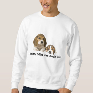 Beagle Buddies Unisex Sweatshirt