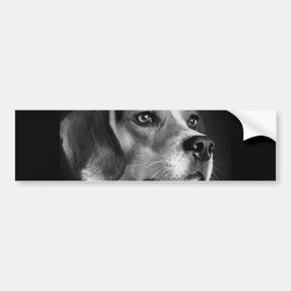 Beagle Bumper Sticker