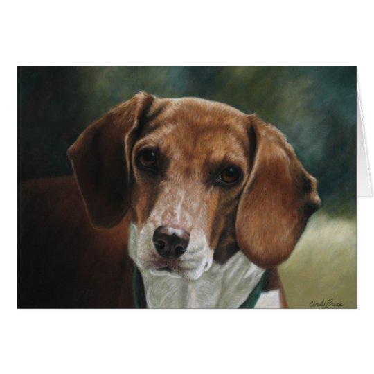 Beagle  - card