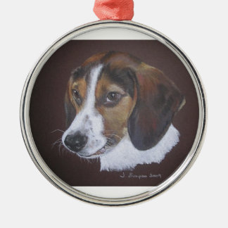 Beagle Christmas Ornament