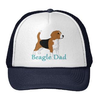 Beagle Dad Classic Dog Cap