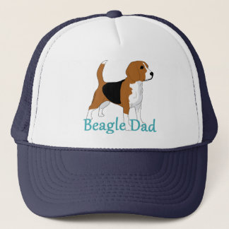 Beagle Dad Classic Dog Trucker Hat