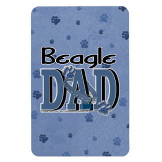Beagle DAD Magnet