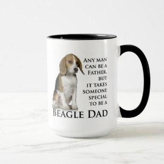 Beagle Dad Mug