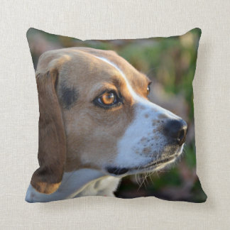 Beagle Determination Cushion
