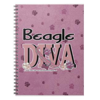 Beagle DIVA Note Book