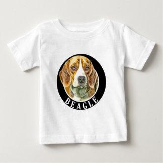 Beagle Dog 002 Baby T-Shirt