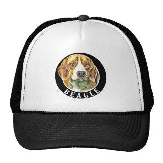 Beagle Dog 002 Cap