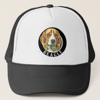 Beagle Dog 002 Trucker Hat