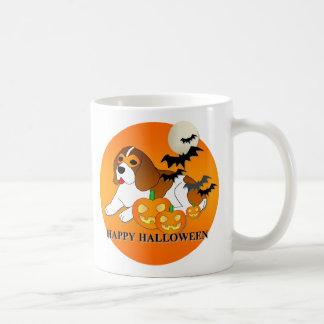 Beagle Dog Halloween Mug
