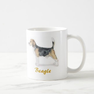 Beagle, Dog Lover Galore! Coffee Mug