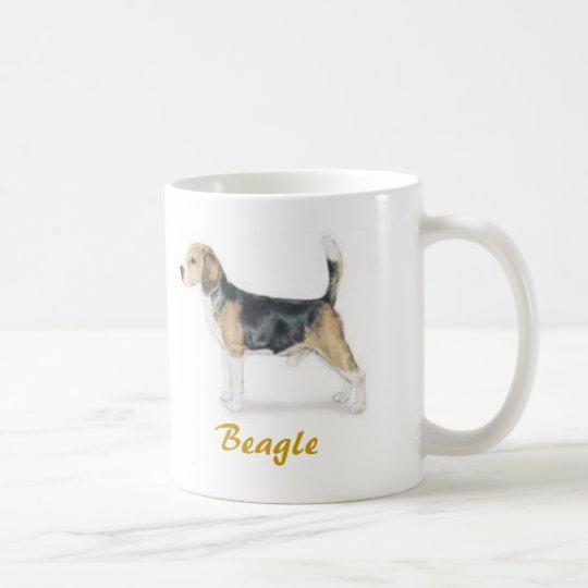 Beagle, Dog Lover Galore! Coffee Mug