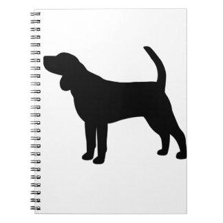 Beagle Dog Note Book