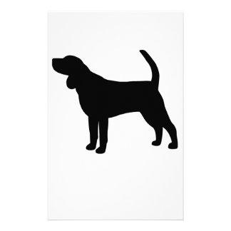 Beagle Dog Stationery