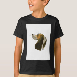 Beagle dog, tony fernandes T-Shirt