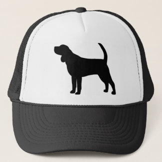Beagle Dog Trucker Hat