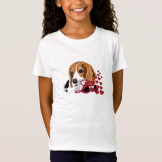 Beagle Girls T Shirt