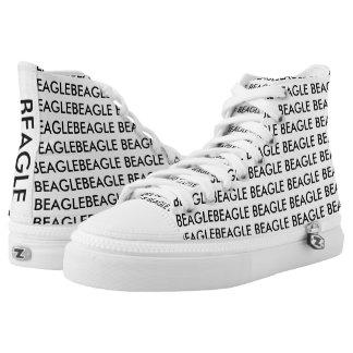 Beagle Hightop Shoes