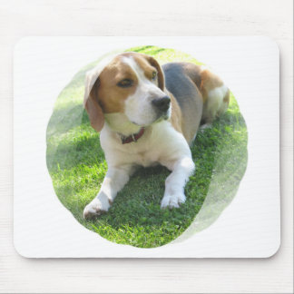 Beagle Hound Dog Mouse Pad