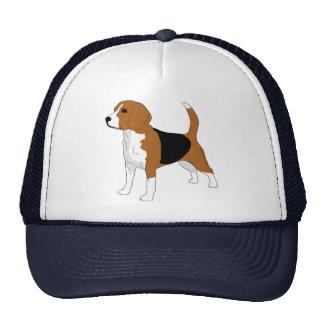 Beagle Illustration Cap